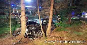 Unfall in Furth im Wald endet glimpflich - Region Cham - Nachrichten - Mittelbayerische