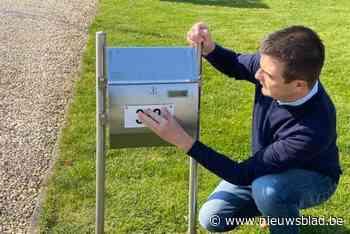 Minder boete voor wie reflecterend huisnummer niet goed aanbrengt - Het Nieuwsblad