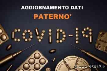 COVID. A PATERNO' AUMENTANO I CASI , GLI ATTUALI POSITIVI SONO 151 - 95047