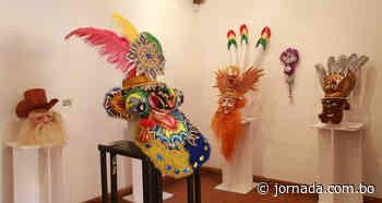 """En el Museo Tambo Quirquincho se exponen las máscaras ganadoras del concurso """"Expresando identidades"""" - - Jornada"""