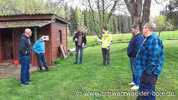Burladingen - Förderverein hilft beim Minigolf - Schwarzwälder Bote