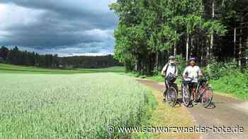 Aus Not eine Tugend gemacht - Im Juni ist in Burladingen Fahrradfahren und Fotografieren angesagt - Schwarzwälder Bote