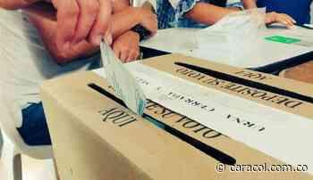 Definidas las fechas para las elecciones atípicas en Tarazá y Titiribí - Caracol Radio