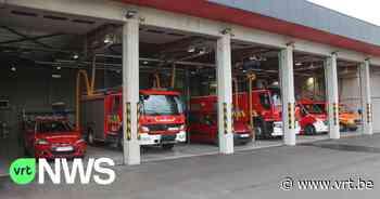 """Nieuwe brandweerkazerne van Kaprijke heeft een groot voordeel: """"We zijn sneller ter plaatse"""" - VRT NWS"""