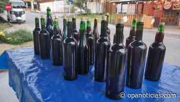Productores de vino de la Ulloa dan primer paso hacia la formalización - Opanoticias