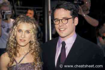 Here's Why Matthew Broderick and Sarah Jessica Parker Are the Cutest Couple In Hollywood - Showbiz Cheat Sheet