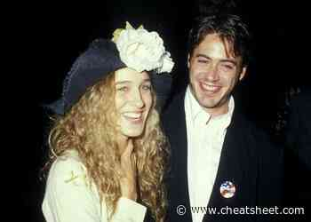 Sarah Jessica Parker and Robert Downey Jr. Planned on Getting Married in the 1980s - Showbiz Cheat Sheet