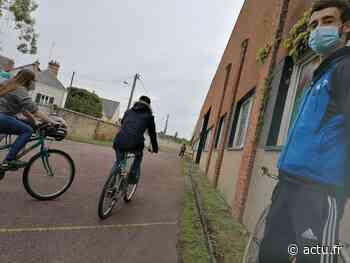 Nogent-le-Rotrou. Clément Lorpin : « certains n'ont jamais eu l'occasion de monter sur un vélo » - actu.fr