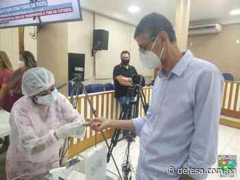 Bom Jesus do Itabapoana realizou bateria de testes rápidos contra a Covid-19 - Defesa - Agência de Notícias