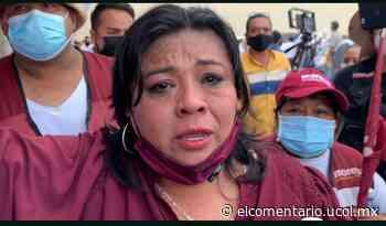 Por agresiones, Leticia Sánchez denuncia ante la FGJT al morenista Mario López - El Comentario