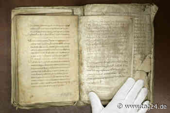 """Merseburg: Darum sollen mehr als 1000 Jahre alte """"Zaubersprüche"""" Unesco-Weltdokumentenerbe werden - TAG24"""