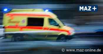 Rathenow: Mann bei Kampf schwer verletzt - Märkische Allgemeine Zeitung