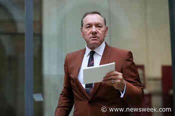 Kevin Spacey's Rocky Road Back to the Big Screen - Newsweek
