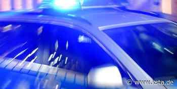 Köln-Deutz: Verfolgungsjagd aus Hilden endet mit Unfall in Köln - Kölner Stadt-Anzeiger
