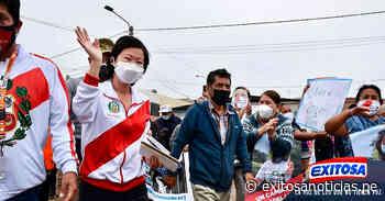 Sachi Fujimori visitó Trujillo y Huamachuco - exitosanoticias
