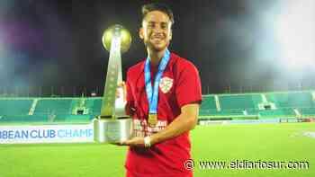 Futbolista de Monte Grande hace historia en el Caribe - El Diario Sur