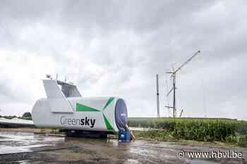 Gingelom verzet zich tegen plannen voor extra windmolens in Montenaken - Het Belang van Limburg