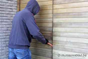 Werkmateriaal gestolen op werf in Muizen (Gingelom) - Het Nieuwsblad