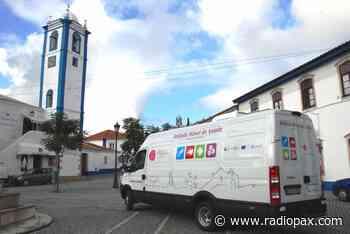Unidade Móvel de Saúde percorre concelho de Aljustrel - Rádio Pax