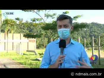 Novo parque de esportes e lazer será construído em Gaspar - ND Mais