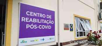 Gaspar ativa Centro de Reabilitação para pessoas com sequelas da Covid-19 - ND Mais