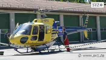 Ludwigslust-Parchim: Hubschrauber versprüht Fraßgift gegen Eichenprozessionsspinner | svz.de - svz – Schweriner Volkszeitung