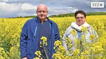 An der Seite der Landwirte: Bauernverband Parchim feiert 30. Geburtstag und blickt voraus | svz.de - svz – Schweriner Volkszeitung