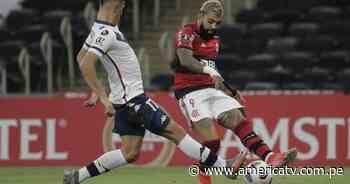 Sin Luis Abram, Vélez Sarsfield empató 0-0 en su visita a Flamengo por la Copa Libertadores - América Televisión