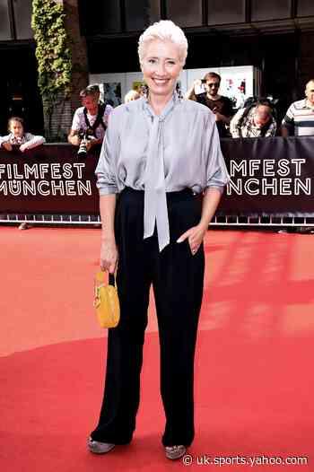 Emma Thompson's Cruella look was inspired by Joan Collins - Yahoo Eurosport UK