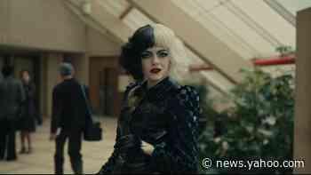 Emma Stone, Emma Thompson play 2 fierce foes in Disney's 'Cruella' - Yahoo News