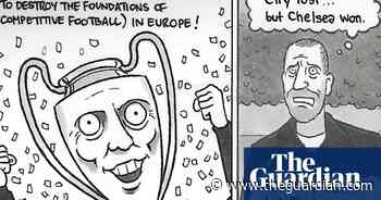 David Squires on … Chelsea's Champions League triumph over Manchester City