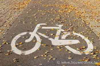 Nieuw fietspad in Zedelgem - Bouwkroniek