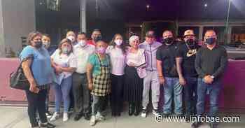 Capturaron presuntos integrantes de Los Duarte, extorsionadores de La Merced que se fotografiaron con una diputada de Morena - infobae