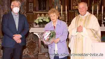 Haigerloch - Gertrud Rebbe hat ihre Aufgabe richtig gelebt - Schwarzwälder Bote