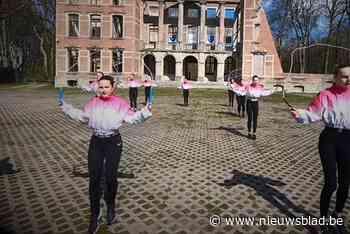 Ropeskippers Jumping Onions nemen online danceshow op