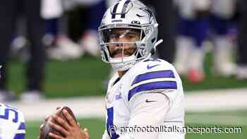Dak Prescott on personnel decisions: I trust the people who have those titles