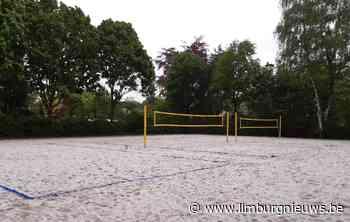 Hamont-Achel: Beachsportterreinen aan speeltuin De Koekoek (31 mei 2021) - Limburgnieuws.be
