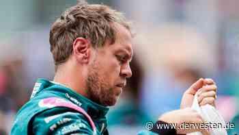 Formel 1: Nackenschlag für Sebastian Vettel! Diese Worte schocken - Der Westen