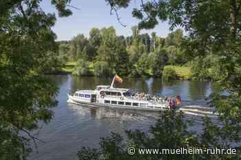 Weiße Flotte Mülheim lichtet die Anker