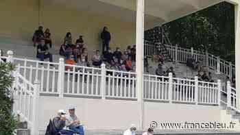 Le retour du public à l'hippodrome des Courbiers à Nimes - France Bleu