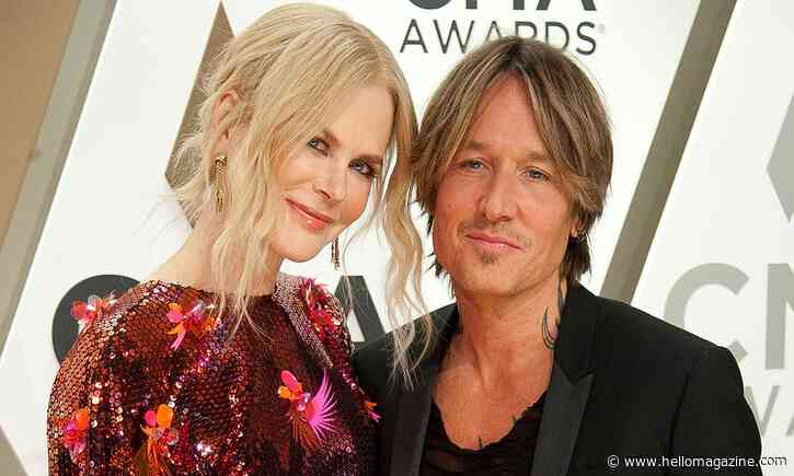 Nicole Kidman's husband Keith Urban moves fans with touching post - HELLO!