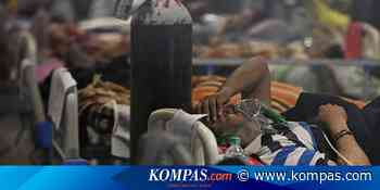 Lockdown di Ibu Kota India, New Delhi, Diperpanjang hingga 7 Juni 2021 - Kompas.com - KOMPAS.com