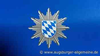 Scheinwerfer eines Autos in Burgau eingeschlagen - Augsburger Allgemeine