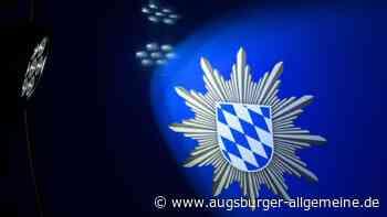 Autos nach Reifenplatzer bei Burgau auf der A8 beschädigt - Augsburger Allgemeine