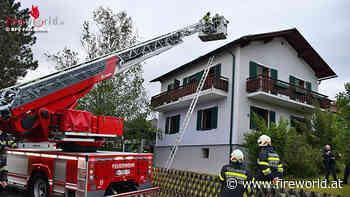 Stmk: Frau bei Brand in Wohnhaus in Burgau von Feuerwehr gerettet - Fireworld.at