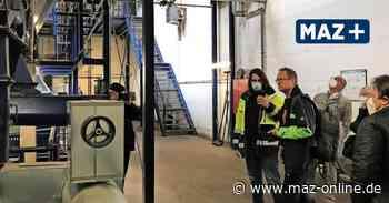 Falkenhagen: Klimafreundlicher Kraftstoff aus Falkenhagen-German Biofuels - Märkische Allgemeine Zeitung