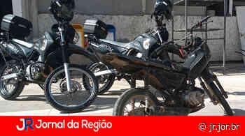 Guarda de Itatiba apreende moto irregular | JORNAL DA REGIÃO - JORNAL DA REGIÃO - JUNDIAÍ