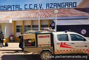 Hoy eligen al nuevo dirigente del SUTRESS en el hospital de Azángaro - Pachamama radio 850 AM