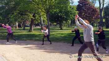 Les cours de gym en extérieur du Colomiers Accueil reprennent - LaDepeche.fr
