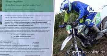 Bürgerbegehren gegen Motorsportgelände in Kaltenkirchen heizt Stimmung auf - Kieler Nachrichten